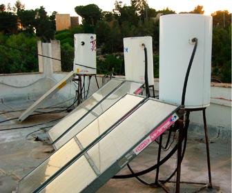 Calentador solar - Boiler Solar