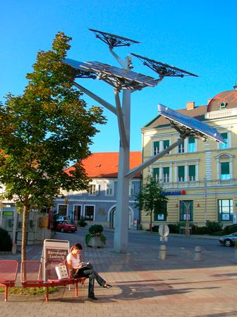 Luminaria Solar Gleisdorf