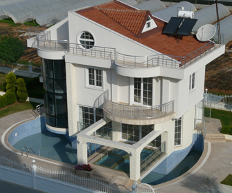 instalacion de paneles solares residenciales