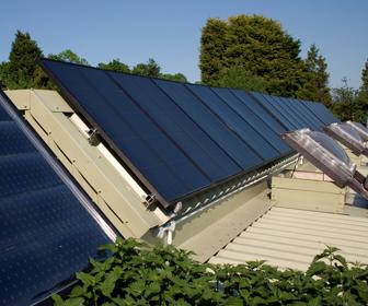 instalacion solar termica
