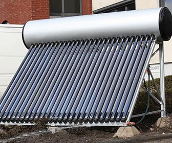 comprar un calentador solar