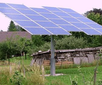 energia solar renovable