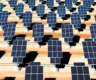 planta de energia solar en Mexico