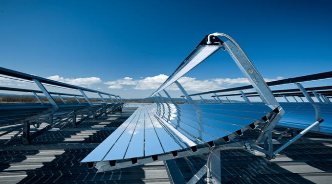 paneles-de-una-torre-solar