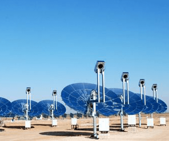 paneles solares fotovoltaicos de concentracion