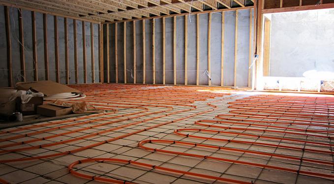 Los beneficios de la calefacci n hidr nica o calefacci n piso radiante - Calefaccion casa ...