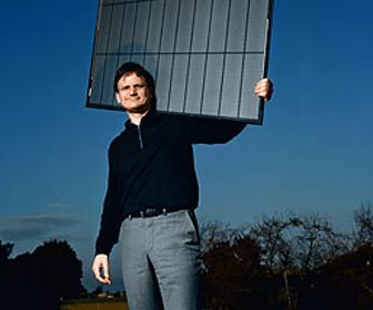 captador solar (panel solar)