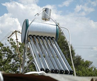 Qué es un termotanque solar