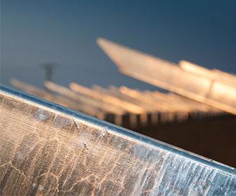 Paneles de silicio puro monocristalino